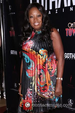 Star Jones - After party celebrating Misty Copeland in her Broadway debut in 'On The Town' at The Lamb's Club...