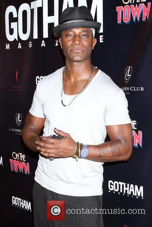 Taye Diggs - After party celebrating Misty Copeland in her Broadway debut in 'On The Town' at The Lamb's Club...