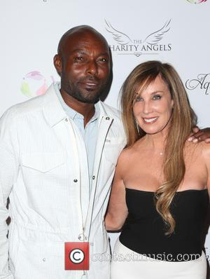 Jimmy Jean-Louis and Cindy Cowan