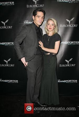David Dastmalchian , Evelyn Leigh - The Playboy Mansion hosts EuroaCorp's 'The Transporter Refueled' screening at The Playboy Mansion, Playboy...