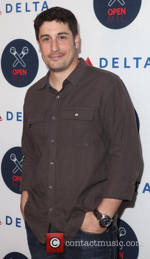Jason Biggs - 2nd Annual Delta Open Mic at Arena - Arrivals - New York, New York, United States -...