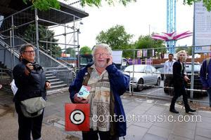Bill Oddie - Charlotte Church sings requiem for Arctic for Greenpeace - London, United Kingdom - Wednesday 26th August 2015