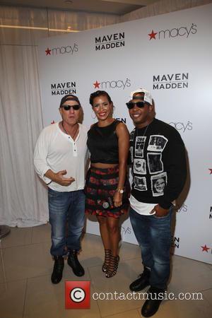 Steve Madden, Julissa Bermudez and Ja Rule