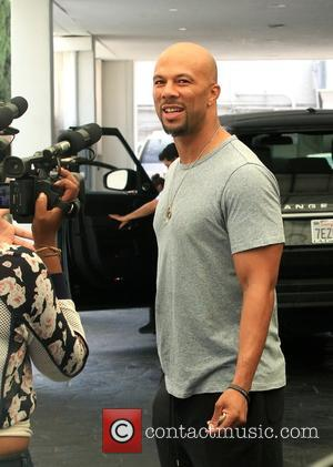 Common - Hip-hop rapper Common out and about in Beverly Hills - Beverly Hills, California, United States - Wednesday 26th...