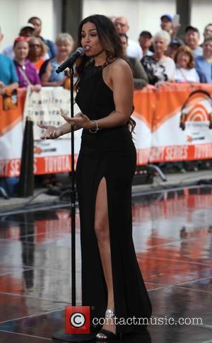 Jordin Sparks - Jordin Sparks performs as part of the NBC Toyota Summer Concert Series - New York City, New...