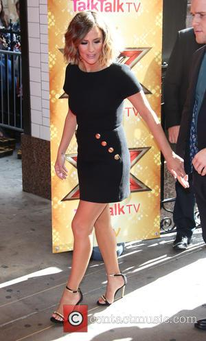 Caroline Flack - The X Factor press launch held at the Picturehouse - Arrivals at The X Factor - London,...