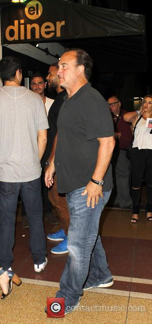 Jim Belushi - Rita Ora concert at the El Rey Theatre - Arrivals at El Rey Theatre - Los Angeles,...