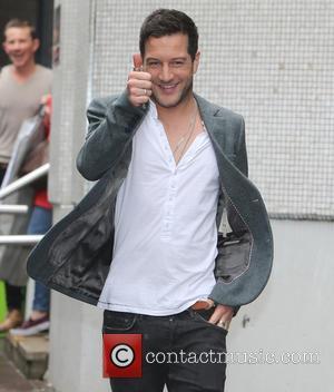 Matt Cardle - Matt Cardle outside ITV Studios - London, United Kingdom - Wednesday 26th August 2015