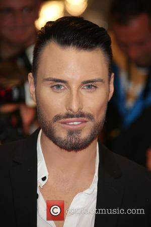 Rylan Clark - The X Factor press launch held at the Picturehouse - Arrivals at The X Factor - London,...