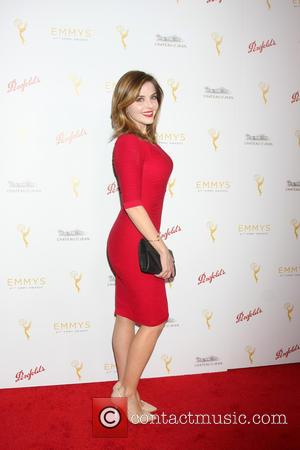 Jen Lilley - TV Academy Daytime Peer Reception - Arrivals at Montage Hotel - Los Angeles, California, United States -...