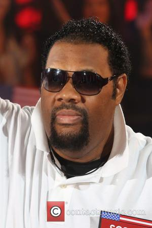 Fatman Scoop - Celebrities enter the Celebrity Big Brother 2015 house - Arrivals at Celebrity Big Brother - London, United...