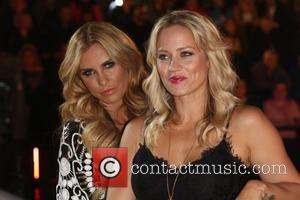 Kimberly Wyatt and Katie Price