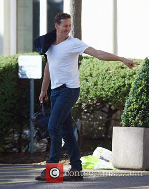 Brendan Cole - 'Strictly Come Dancing' contestants and professional dancers leaving rehearsals at london, Strictly Come Dancing - London, United...