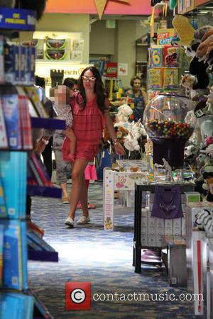 Tamara Ecclestone , Sophia Eccelstone-Rutland - Tamara Ecclestone shopping at Tom's Toys shop in Beverly Hills with daughter Sophia at...