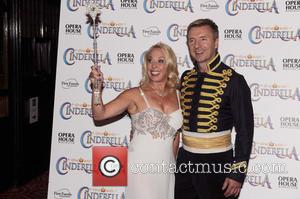 Jayne Torvill and Christopher Dean