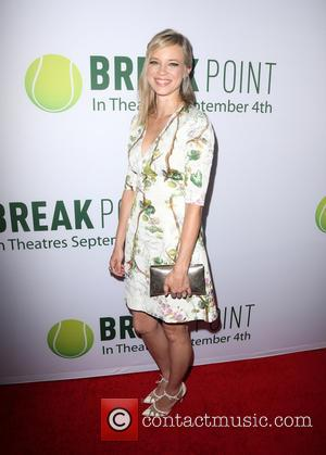 Amy Smart - Special screening of Broad Green Pictures' 'Break Point' - Arrivals at Hollywood - Los Angeles, California, United...