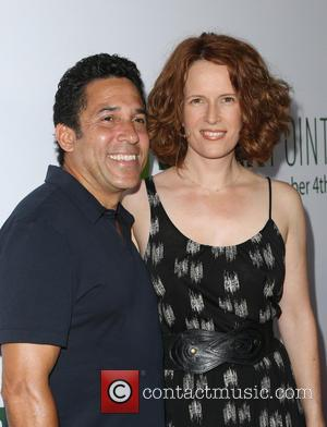 Oscar Nunez and Ursula Whittaker