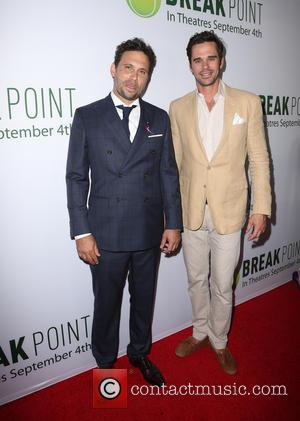Jeremy Sisto , David Walton - Special screening of Broad Green Pictures' 'Break Point' - Arrivals at Hollywood - Los...