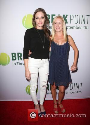 Carly Chaikin and Angela Kinsey