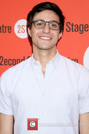 Gideon Glick - Opening night for Whorl Inside A Loop at the Second Stage Theatre - Arrivals. at Second Stage...