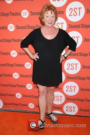 Becky Ann Baker - Opening night for Whorl Inside A Loop at the Second Stage Theatre - Arrivals. at Second...