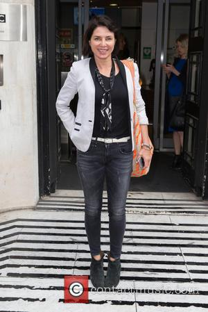 Sadie Frost at BBC Western House