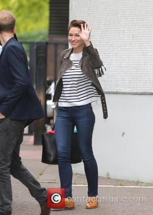Emma Willis - Emma Willis outside ITV Studios - London, United Kingdom - Thursday 27th August 2015