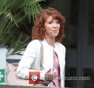 Bonnie Langford - Bonnie Langford outside ITV Studios - London, United Kingdom - Thursday 27th August 2015