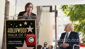 Jackson Browne , Joe Smith - Joe Smith is honored with a star on The Hollywood Walk Of Fame at...