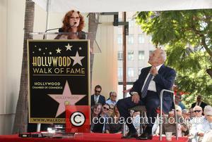 Bonnie Raitt , Joe Smith - Joe Smith is honored with a star on The Hollywood Walk Of Fame at...