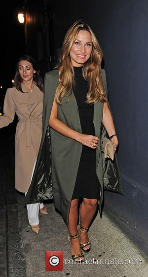 Sam Faiers , Luisa Zissman - Sam Faiers and Luisa Zissman leaving the Chiltern Firehouse together. Sam was pictured for...