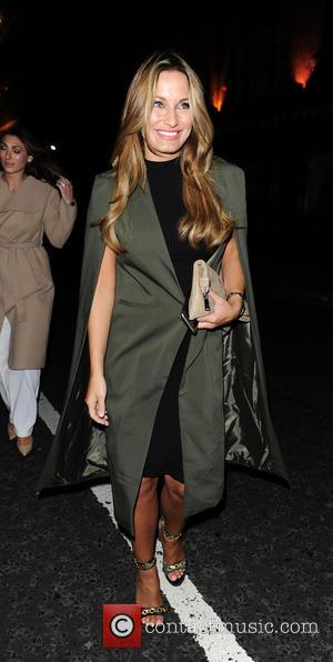 Sam Faiers - Sam Faiers and Luisa Zissman leaving the Chiltern Firehouse together. Sam was pictured for the first time...