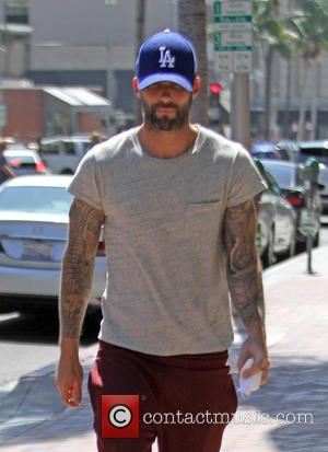 Adam Levine - Adam Levine leaves the doctors office in Beverly Hills - Los Angeles, California, United States - Friday...