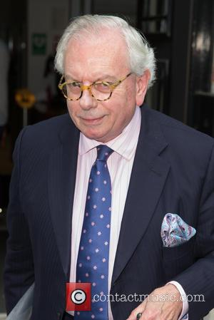 David Starkey - Celebrities at BBC Radio 2 at BBC Western House - London, United Kingdom - Friday 28th August...