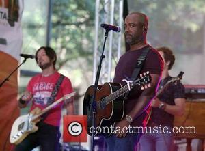 Darius Rucker - NBC Toyota Summer Concert Series presents The Music of Darius Rucker - NYC, New York, United States...