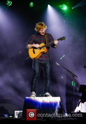 Ed Sheeran - Ed Sheeran at Fusion Festival 2015 at Cofton Park in Birmingham - Day 1 at Cofton Park...