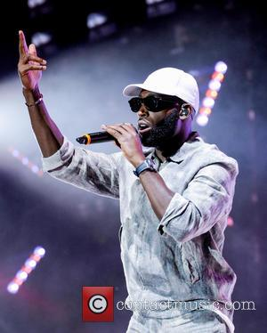 Tinie Tempah - Fusion Festival 2015 - Day 1 - Performances - Tinie Tempah at Cofton Park - Birmingham, United...