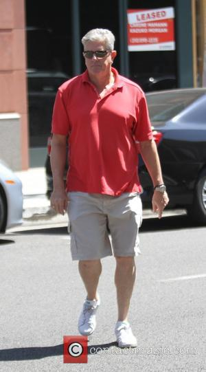Sam McMurray - 'The King of Queens' star Sam McMurray goes shopping in Beverly Hills - Los Angeles, California, United...