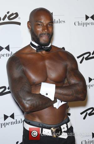 Tyson Beckford - Tyson Beckford returns to the Chippendales male revue at the Rio All-Suites Hotel and Casino in Las...
