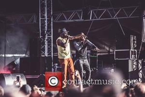 Coolio - Coolio performing live at the 'We Love the 90's' festival in Finland - Helsinki, Finland - Friday 28th...