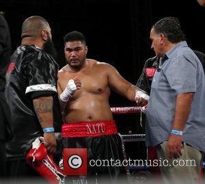 Natu Visinia - Don King Productions & The D Las Vegas presents Outdoor Boxing at The DLVEC at The DLVEC...
