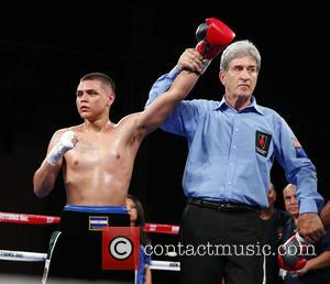 Salvador Lopez - Don King Productions & The D Las Vegas presents Outdoor Boxing at The DLVEC at The DLVEC...