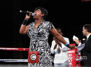 Tina Farmer - Don King Productions & The D Las Vegas presents Outdoor Boxing at The DLVEC at The DLVEC...