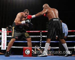 Trevor Bryan , Derric Rossy - Don King Productions & The D Las Vegas presents Outdoor Boxing at The DLVEC...