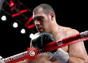 Derric Rossy - Don King Productions & The D Las Vegas presents Outdoor Boxing at The DLVEC at The DLVEC...