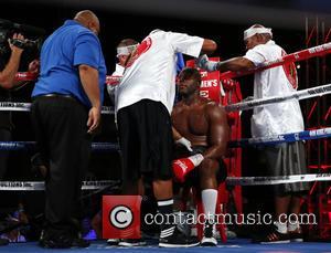 Trevor Bryan - Don King Productions & The D Las Vegas presents Outdoor Boxing at The DLVEC at The DLVEC...