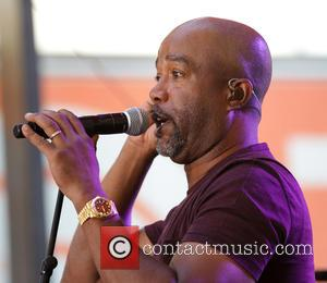 Darius Rucker - NBC Toyota Summer Concert Series presents The Music of Darius Rucker at Rockefeller Plaza - New York,...