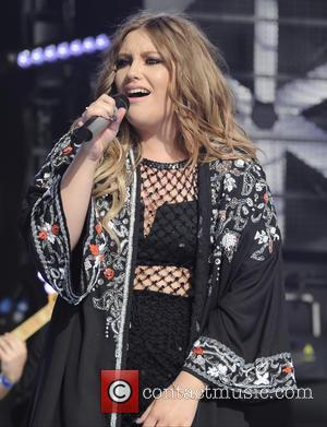 Ella Henderson - Ella Henderson on stage at Fusion Festival 2015 - Saturday at Cofton Park - Birmingham, United Kingdom...