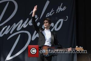 Panic! At The Disco - Performances Day 2 Leeds Festival 2015 at Bramham Park, Leeds Festival - Leeds, United Kingdom...