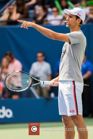 Novak Djokovic - US Open Tennis Championship 2015: Arthur Ashe Kids' Day - Arrivals at USTA Billie Jean King National...
